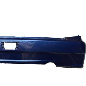 سپر عقب پراید 111 آبی کاربنی